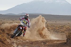 Dakar Breaking news Goncalves