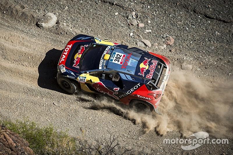 Rallye Dakar: Die Favoriten straucheln auf der 10. Etappe