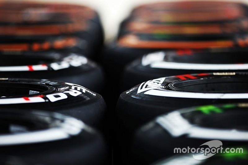 倍耐力公布俄罗斯大奖赛轮胎选择