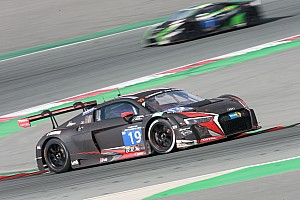 Endurance Race report Victory for the Audi R8 LMS in Dubai