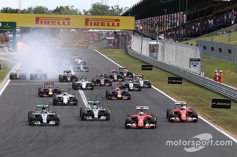 F1-format Herbert: Zaterdag voor teams, zondag voor coureurs