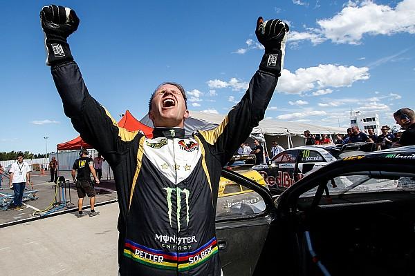 World Rallycross Breaking news Solberg closing on manufacturer deal for 2017