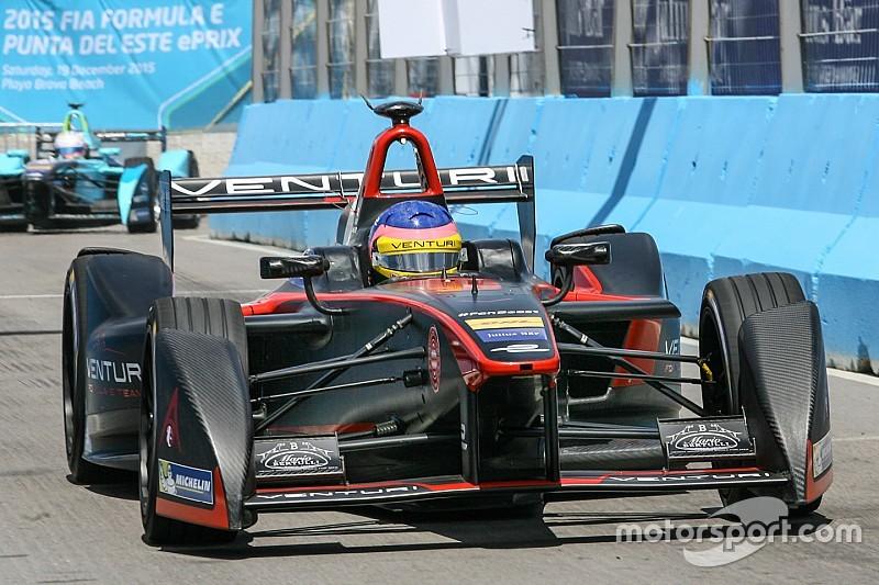 Exclusief: Villeneuve weg bij Venturi Formule E Team
