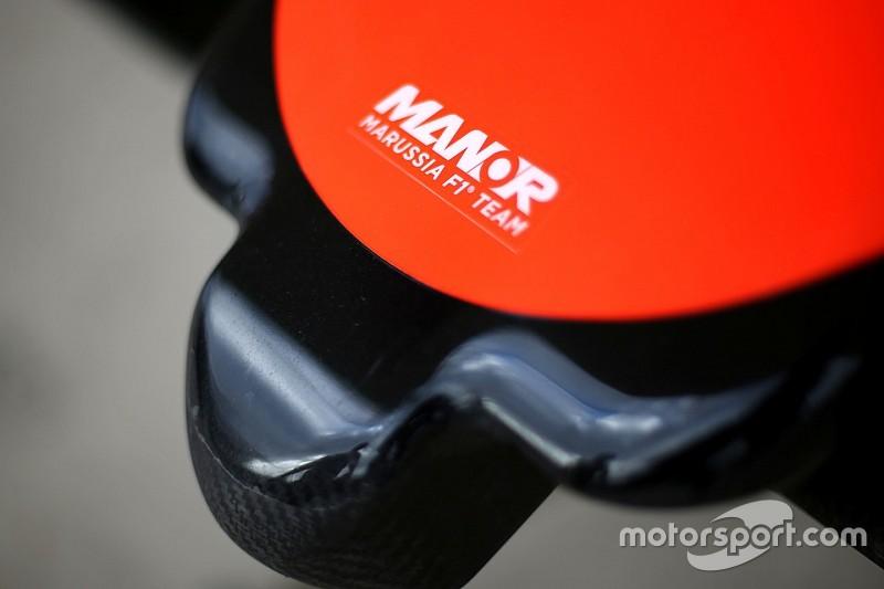 Manor Formule 1-team noemt chassis voortaan MRT