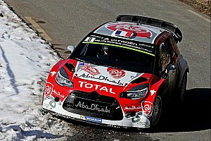 WRC Race report Maiden WRC top-five finish for Stéphane Lefebvre!