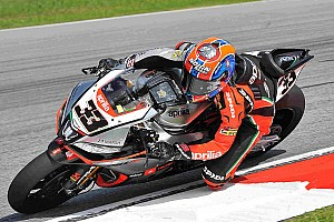 World Superbike Breaking news Melandri confirms absence from 2016 WSBK grid