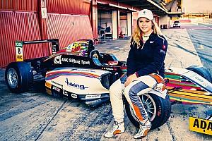 Formel 4 News Sophia Flörsch debütiert in der Formel 4