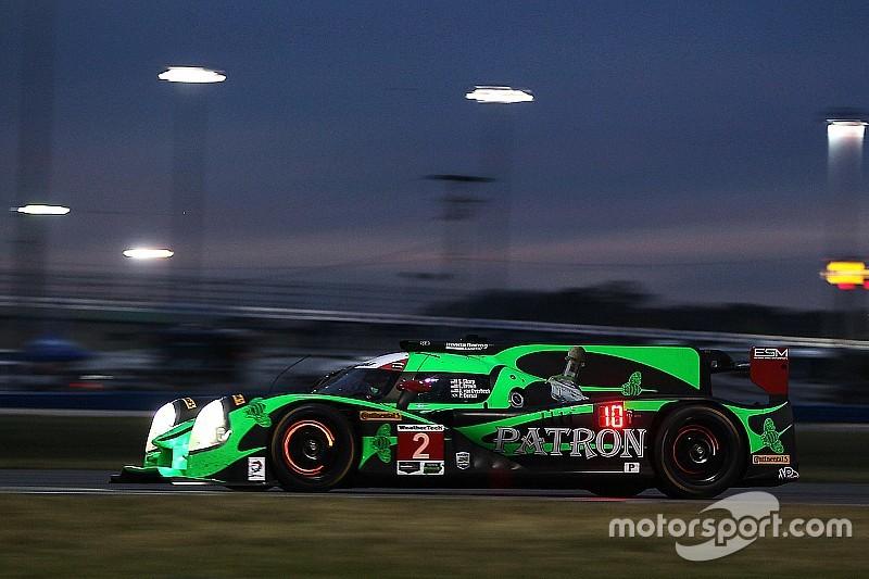 戴通纳24小时:极速车队领先半程比赛
