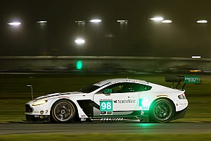 IMSA Breaking news Hour 14: AXR leads, mixed fortunes for GTD Aston Martins