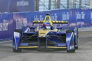 Formula E Preview Renault e.dams: Energy management ahead of the Buenos Aires ePrix