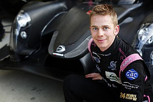 Le Mans Breaking news Greaves Motorsport confirms Alex Brundle for 2016 Le Mans 24 Hours