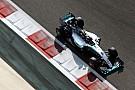 Mercedes F1 doorstaat crashtest