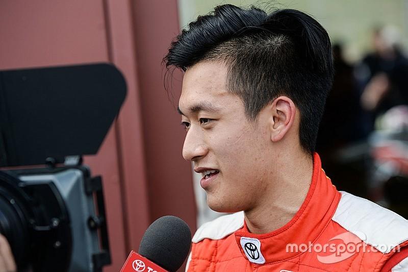 法拉利培养的中国车手加入欧洲F3赛事