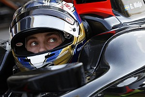 GP2 Breaking news Malja joins Rapax for full-time GP2 switch