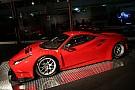 Ferrari 488 GT3 ready for first U.S. test