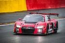 Il team Audi WRT annuncia la line-up per la Blancpain GT