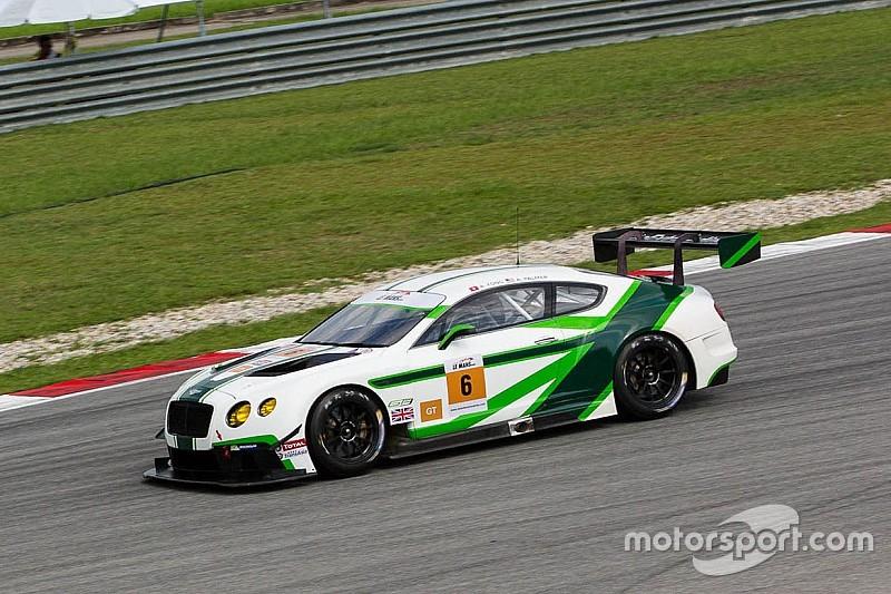 Bentley Team Absolute prepares for World Challenge debut