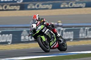 World Superbike Race report Buriram WSBK: Rea beats Sykes to take third straight win