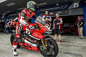 World Superbike Breaking news Ducati