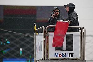 IMSA Noticias de última hora 12 Horas de Sebring (tres horas): Una tormenta provoca bandera roja