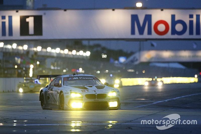 12h Sebring: BMW in beiden GT-Klassen auf dem Podest