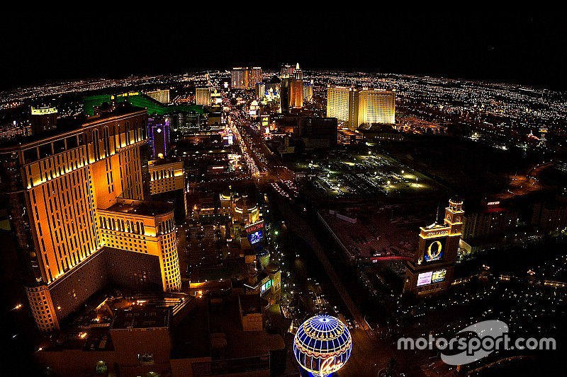 Ecclestone in fresh talks for Las Vegas F1 race
