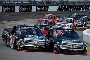 NASCAR Truck Rennbericht Trucks: Kyle Busch besiegt seinen Martinsville-Fluch