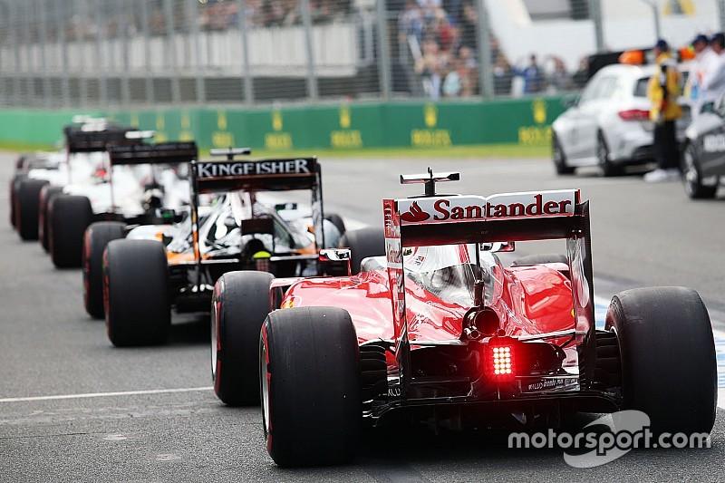 """F1将深入研究""""时间叠加""""排位赛制度"""