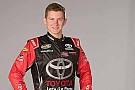 NASCAR Truck Tifft signs with Red Horse Racing truck team