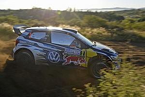 WRC 比赛报告 WRC阿根廷站首日:拉特瓦拉领跑