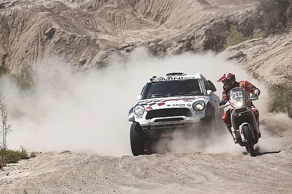 Dakar Ultime notizie Ecco il percorso 2017 della Dakar. La gara scatterà in Paraguay!