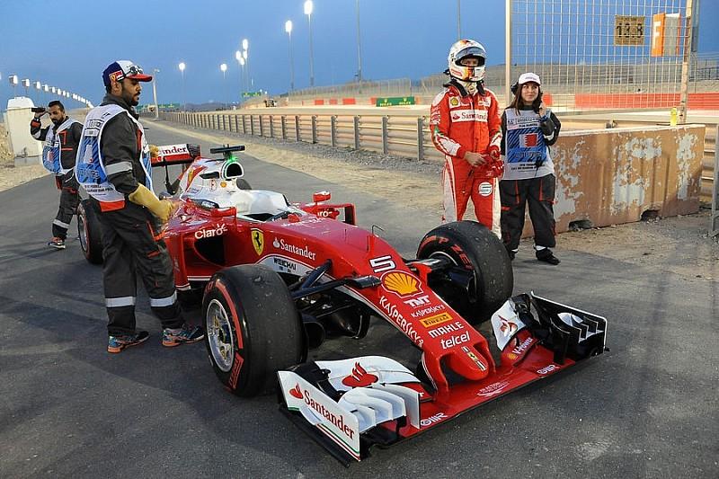 У Ferrari знайшли причину сходу Феттеля в Бахрейні
