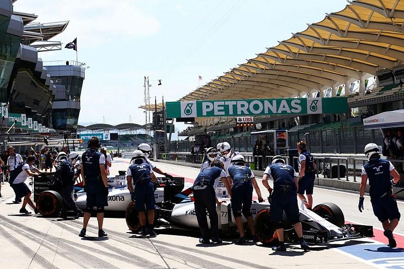 Середина сезону: Williams проти Red Bull