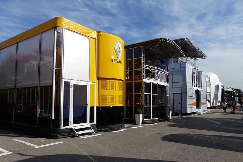 Renault очікує на серйозний прогрес