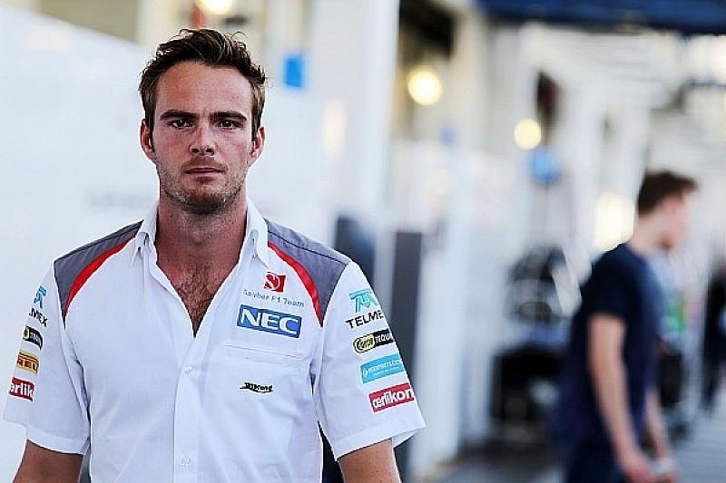 Ван дер Гарде расторг контракт с Sauber