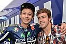 Алонсо и Доменикали встретились на этапе MotoGP в Муджелло