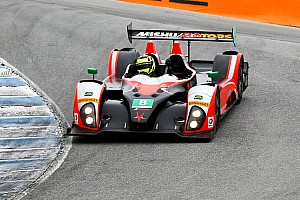 IMSA Raceverslag Van der Zande claimt tweede plaats op Laguna Seca:
