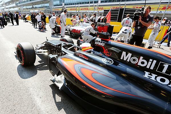 Формула 1 Новость McLaren привезет в Испанию большой пакет обновлений