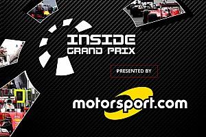 Motorsport.com продовжує ексклюзивні права на показ Inside Grand Prix