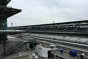 IndyCar Practice report Second day of Indy 500 practice rained out