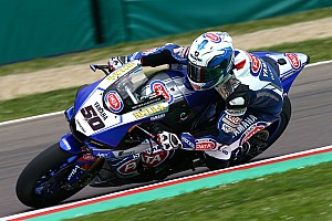 World Superbike Breaking news Injured Guintoli to miss Donington, aims for Misano return