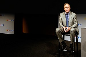 NASCAR Sprint Cup Interview NASCAR's Brian France: