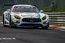 Endurance ニュル24時間は残り5時間。上位4台をメルセデスAMG GT3が占める