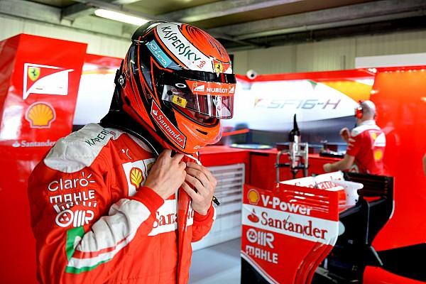 Формула 1 Комментарий Райкконен призвал не считать очки, оценивая форму Ferrari