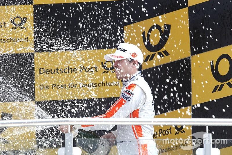 DTM劳希茨第一回合比赛:奥迪阵容包揽冠亚军