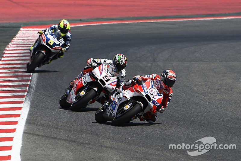 Довіціозо звинуватив задню шину в «жахливому» Гран Прі Каталонії