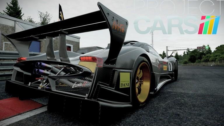 Project CARS: Pagani Zonda Revolucion az imolai versenypályán