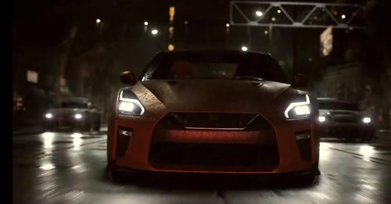 A legújabb Nissan GT-R a Need for Speed játékban