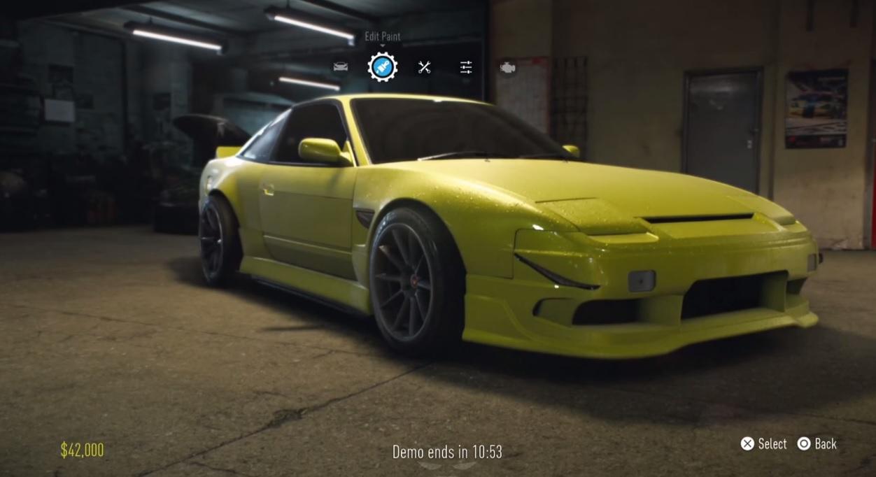 Ilyen a driftelés az új Need for Speed játékban