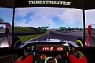 Virtuálisan is nagyon király a Hungaroringen vezetni egy F1-es gépet